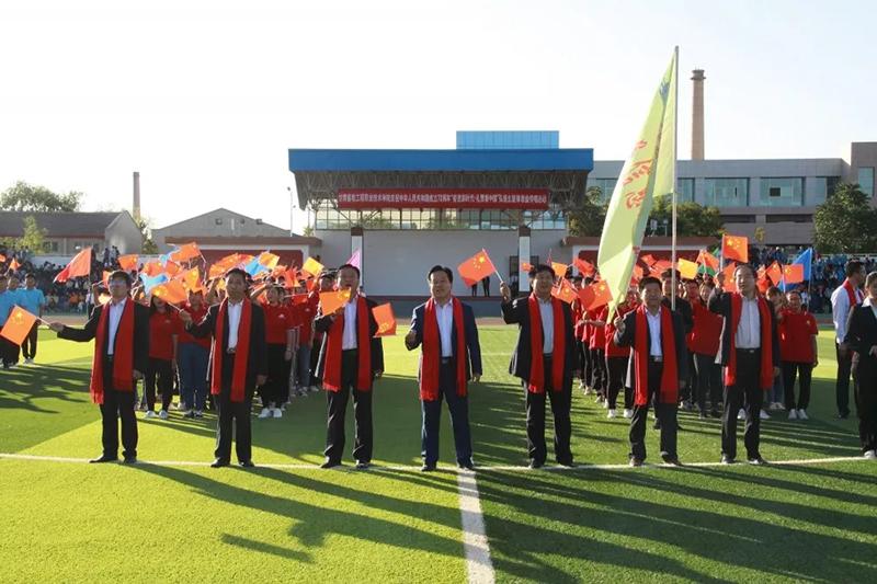 学院举行庆祝中华人民共和国成立70周年歌曲传唱活动